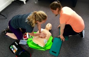 what to expect during first aid training