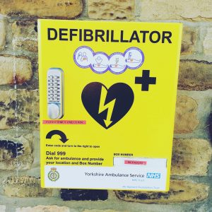 Nearest Defibrillator