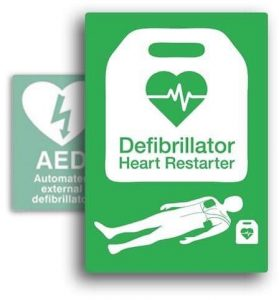 do I need an aid / defibrillator in my workplace?