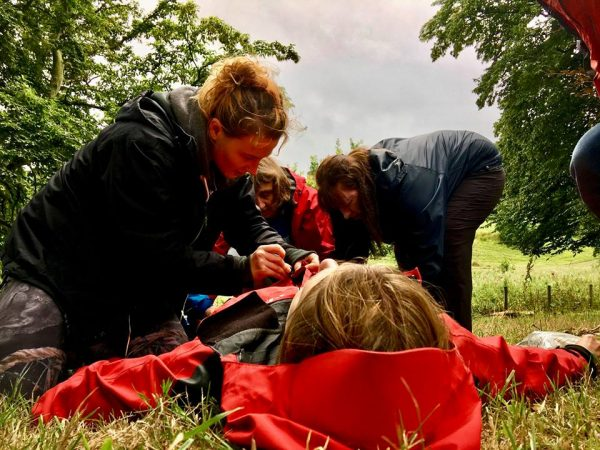 Outdoor First Aid North East