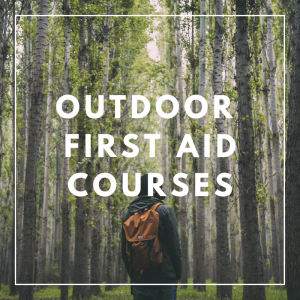 Outdoor First Aid Courses