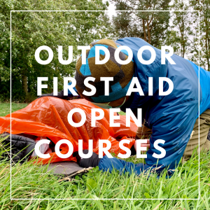 Outdoor First Aid Open Courses